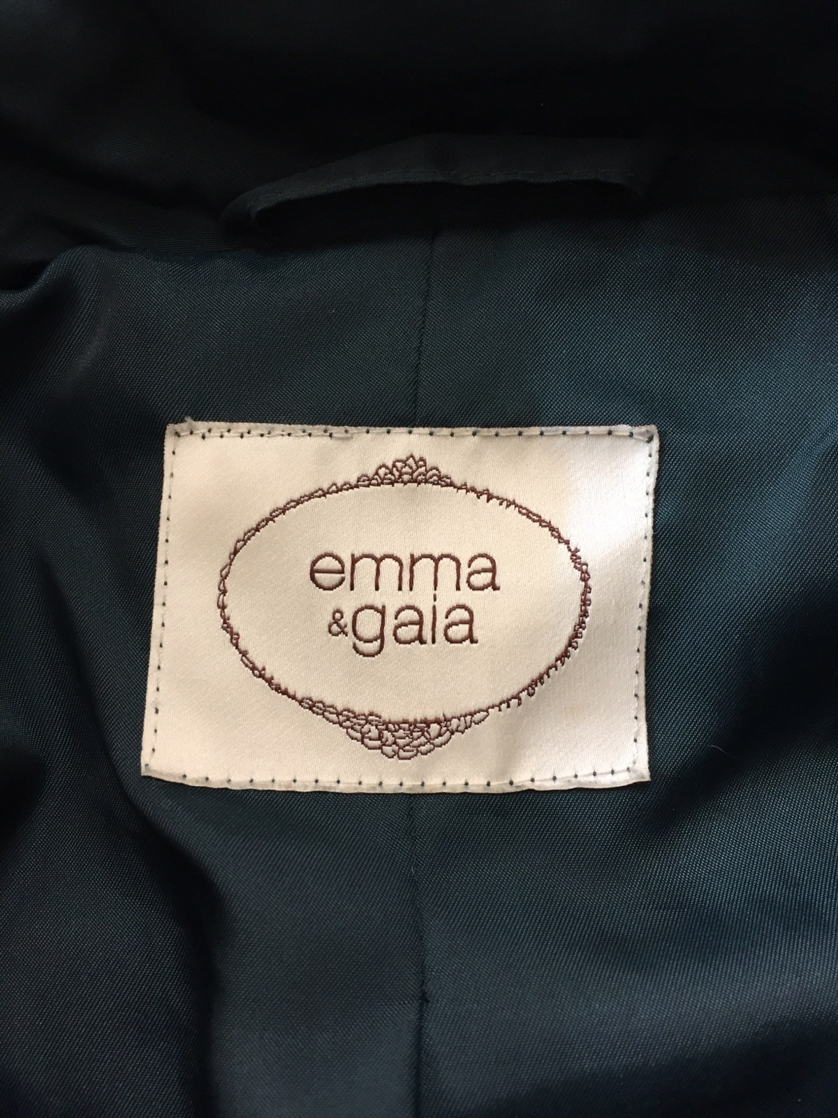 emma&gaia(エマアンドガイア)のダウンコート