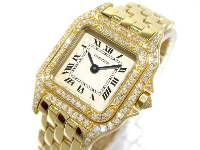 カルティエ パンテールSM 腕時計