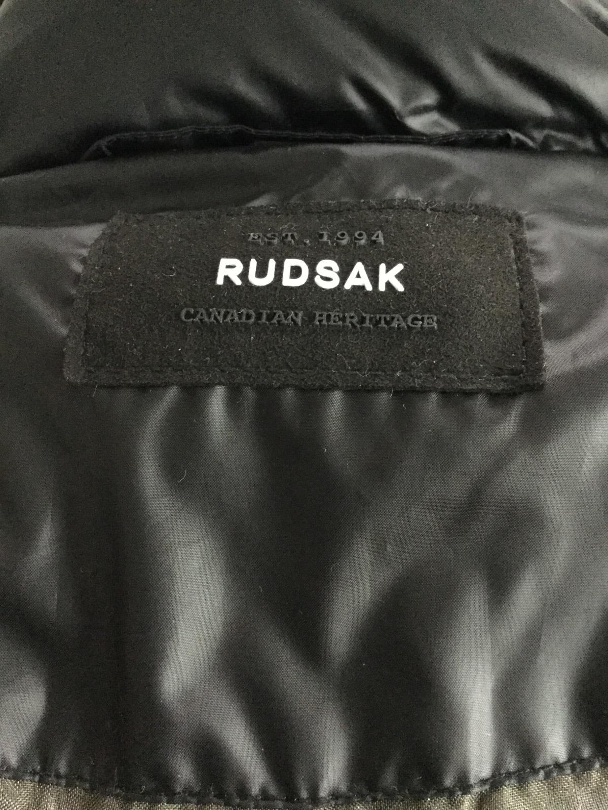 RUDSAK(ルドサック)のダウンコート