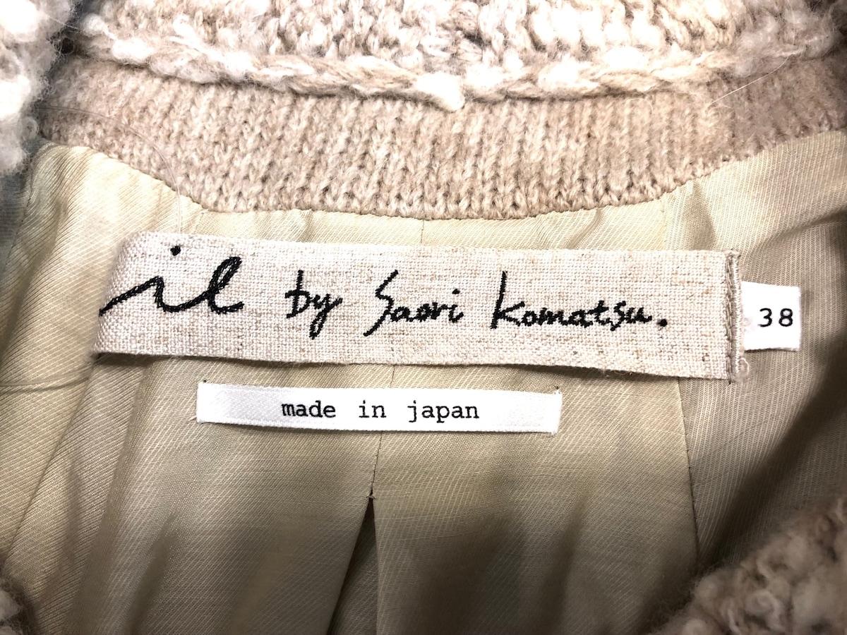 il by saori komatsu(アイエルバイサオリコマツ)のコート
