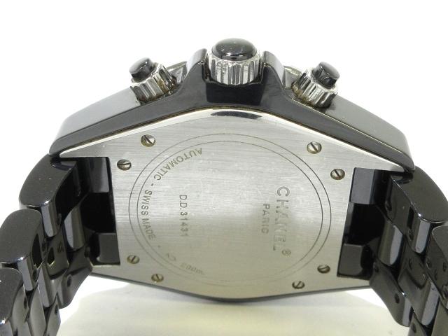 2afb78226272 CHANEL(シャネル) 腕時計 J12 - メンズ 黒(13156388)中古 ブランド ...