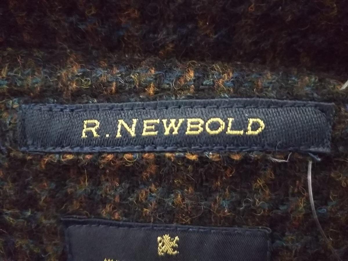 R.Newbold(アールニューボールド)のダウンジャケット