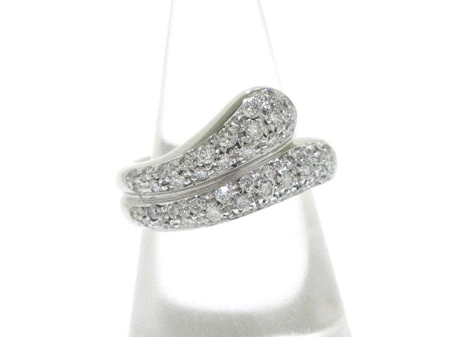 DAMIANI(ダミアーニ)のリング K18WG×ダイヤモンド