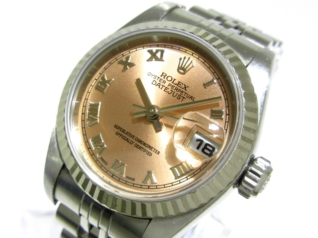 ROLEX 腕時計 デイトジャスト 79174