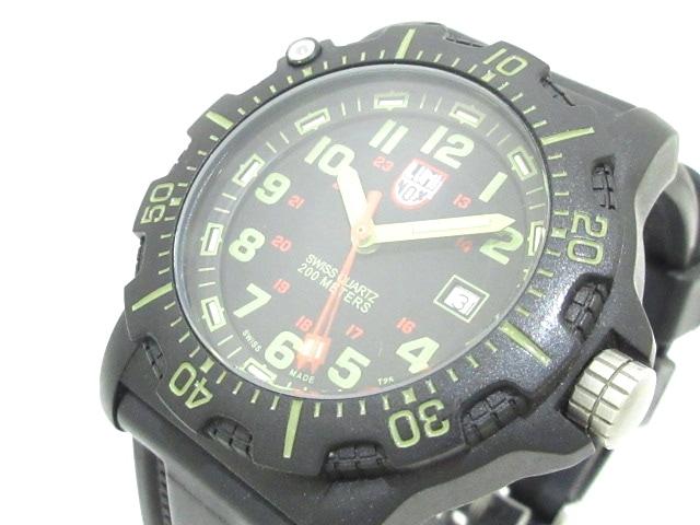 online retailer bd59c 2d0c4 LUMINOX(ルミノックス) 腕時計 シールズ 8800 メンズ 黒