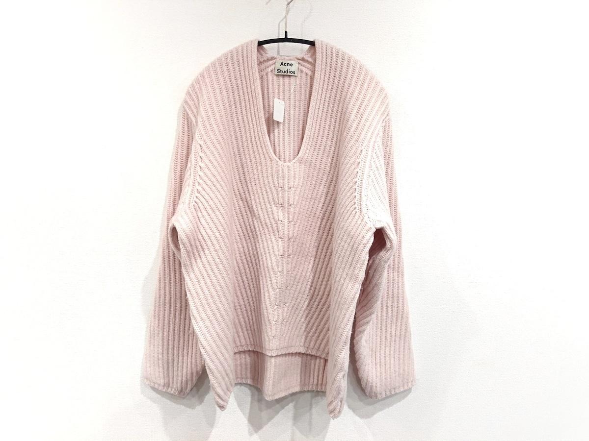 ACNE STUDIOS(アクネ ストゥディオズ)のセーター ピンク