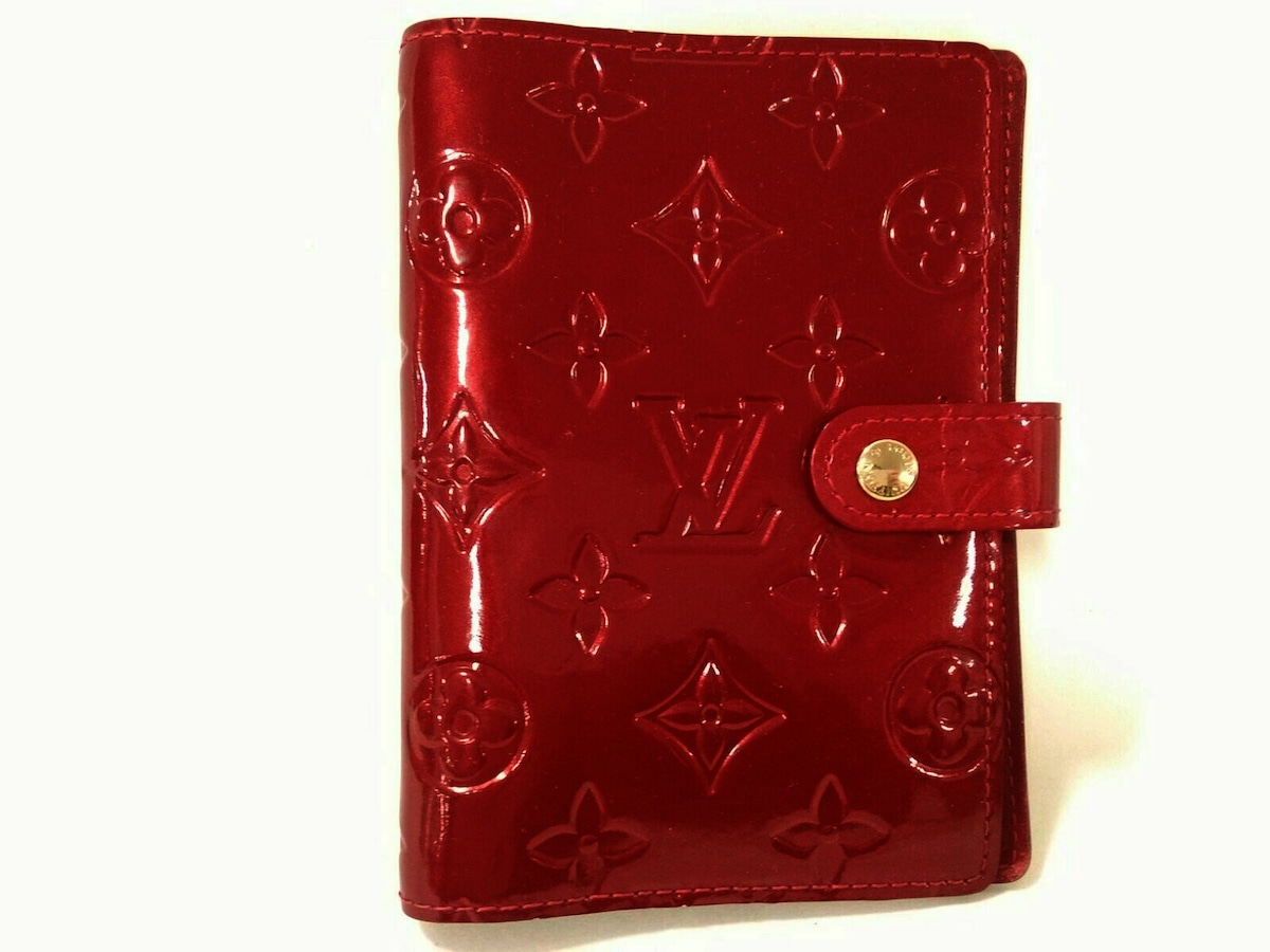 512f56a06228 ルイヴィトン 手帳 モノグラムヴェルニ アジェンダPM R21016(13029502 ...
