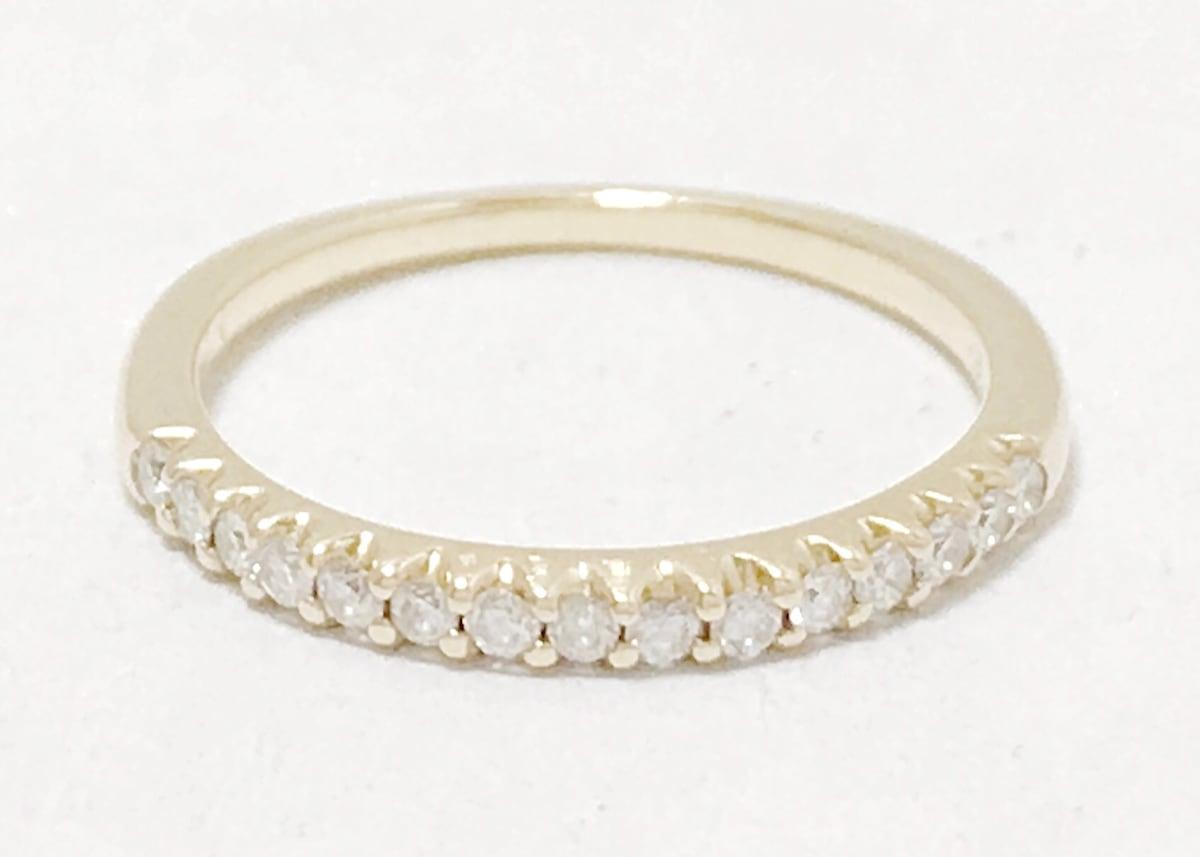 VENDOME(ヴァンドーム青山)のリング K18YG×ダイヤモンド