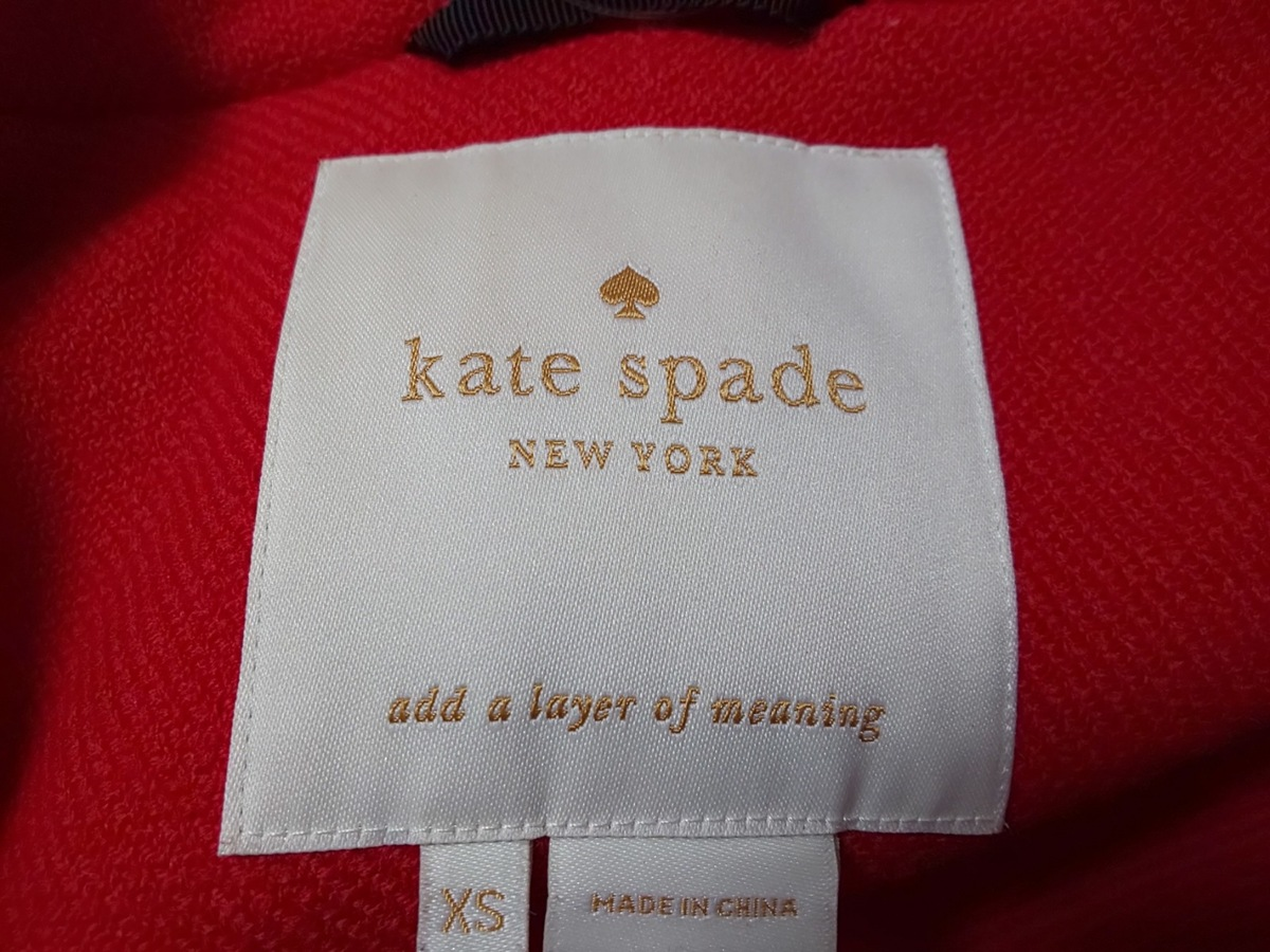 Kate spade(ケイトスペード)のポンチョ