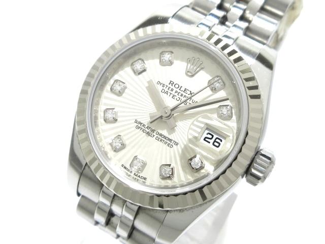 ROLEX 腕時計 デイトジャスト 79174G