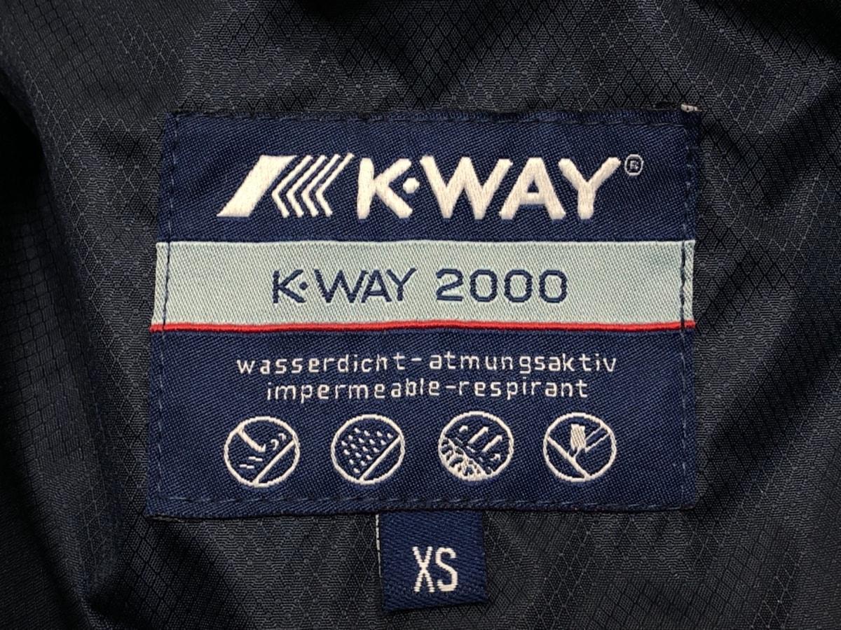 K-WAY(ケーウェイ)のブルゾン