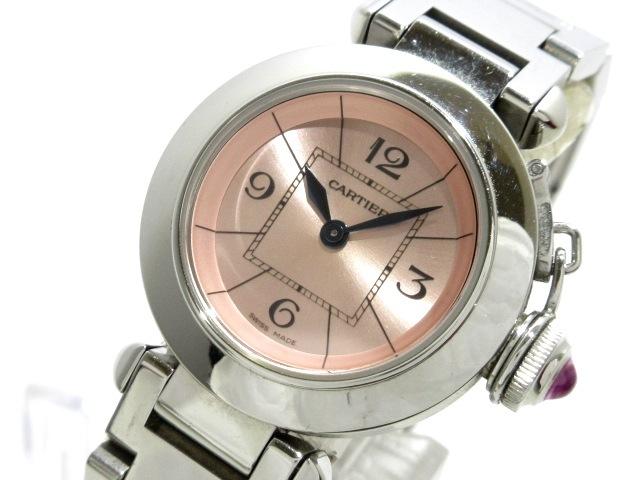 Cartier 腕時計 ミスパシャSM /W3140008