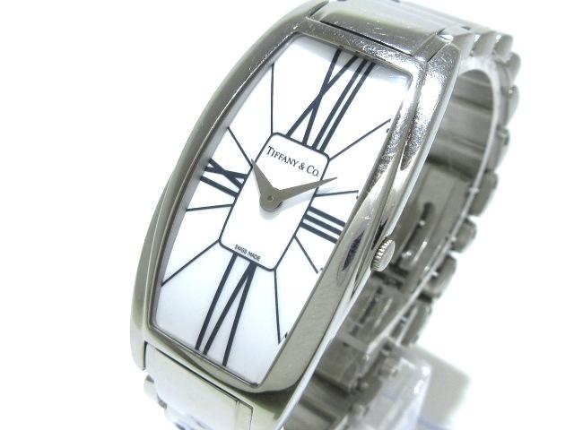 ティファニー ジェメア 腕時計