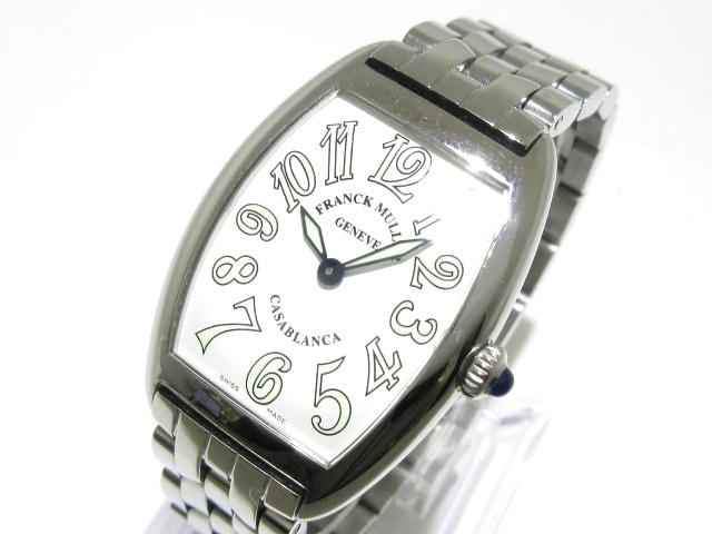 FRANCK MULLER 腕時計 カサブランカ 1752QZ