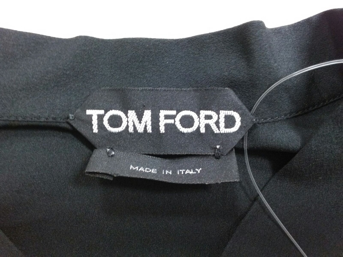 TOM FORD(トムフォード)のシャツブラウス