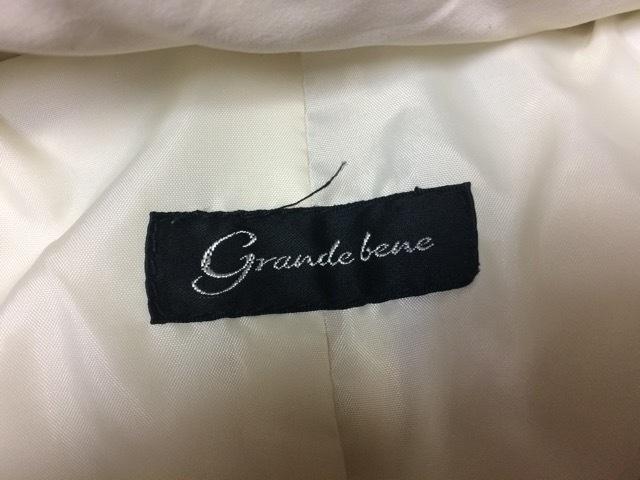 Grandebene(グランデベーネ)のダウンコート
