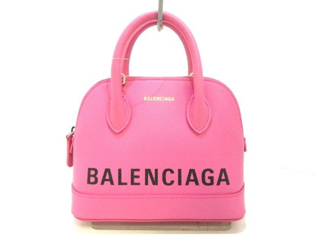 BALENCIAGA(バレンシアガ)のヴィル トップ ハンドル XXS