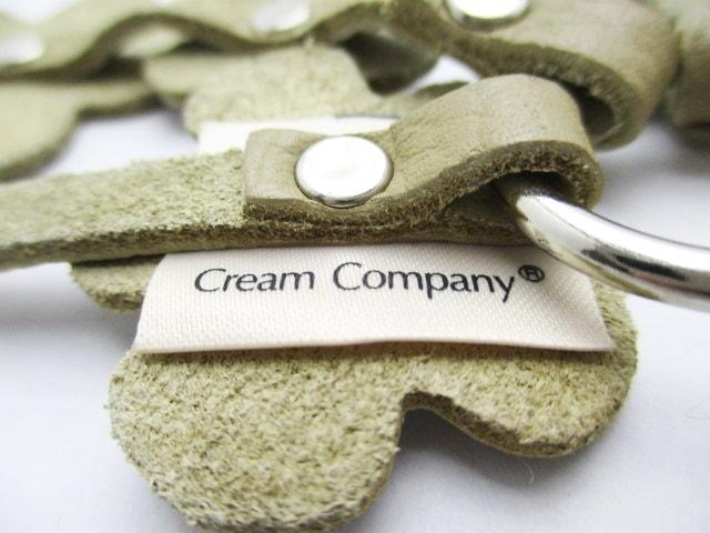 Cream Company(クリームカンパニー)のキーホルダー(チャーム)