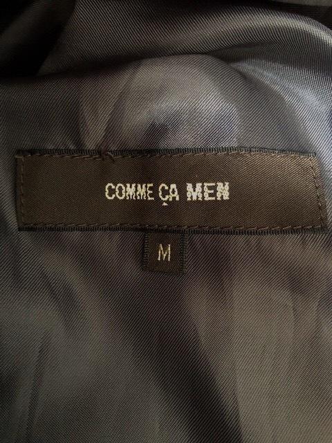 COMME CA MEN(コムサメン)のダウンジャケット