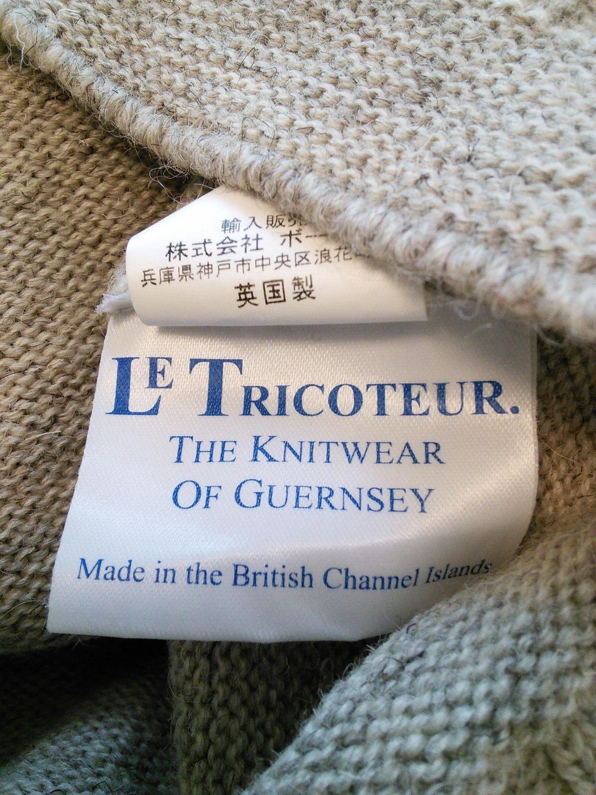 Le Tricoteur(ルトリコチュール)のセーター