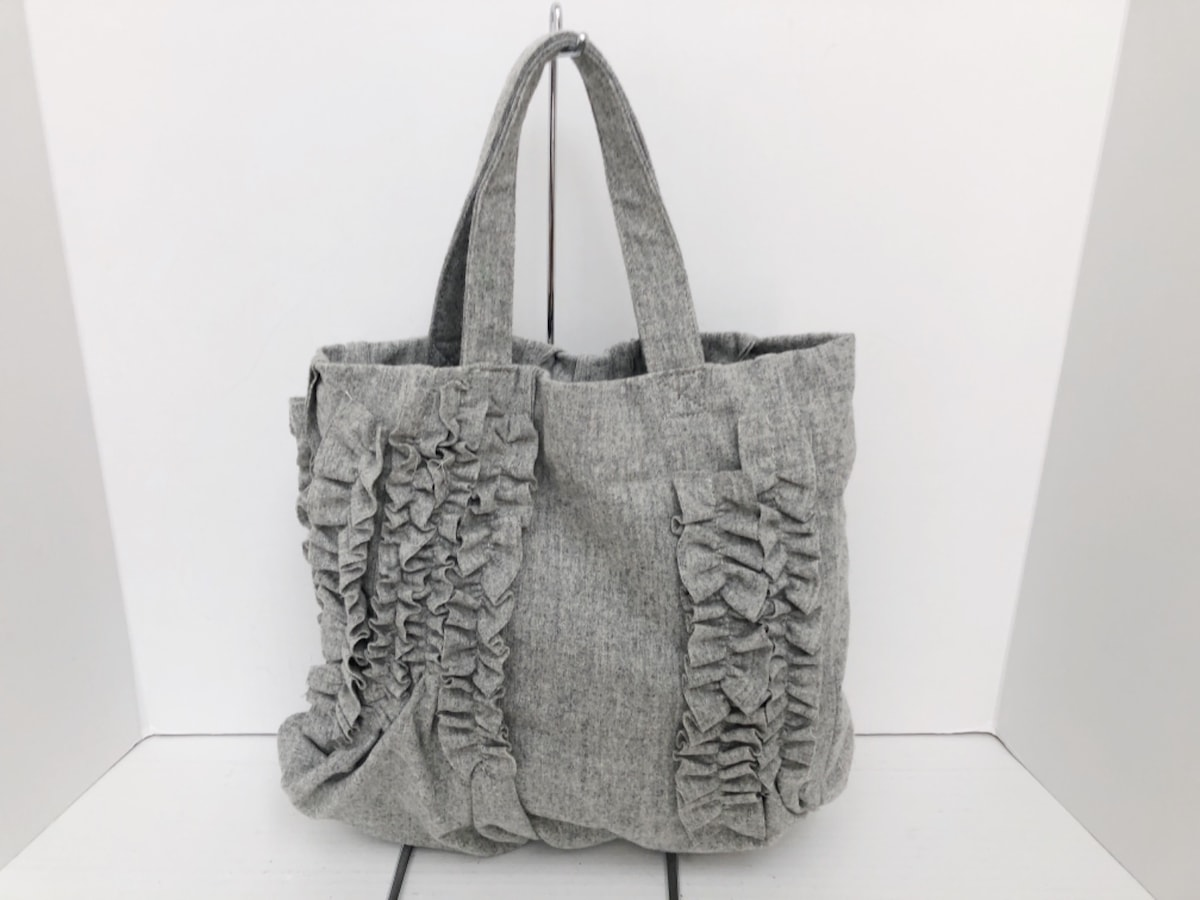 tricot COMMEdesGARCONS(トリココムデギャルソン)のトートバッグ