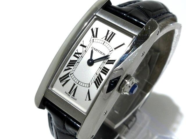 腕時計/タンクアメリカンSM / WSTA0016/※革ベルト
