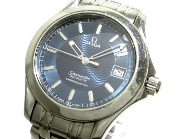 3f9370abed1a OMEGA(オメガ)/シーマスター/腕時計/型番2501.81の買取実績/29501558 の ...
