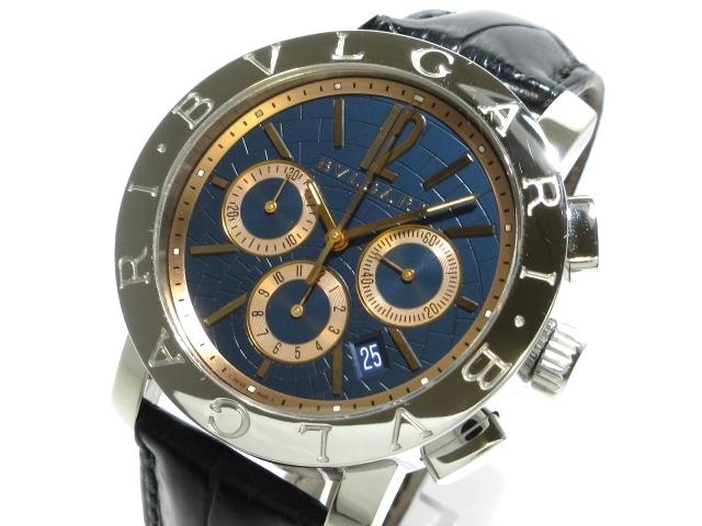 reputable site b1471 ef7d5 BVLGARI(ブルガリ)/ブルガリブルガリ/腕時計/型番BB42SLCHの買取 ...