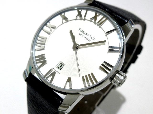 pretty nice 688a5 58e91 TIFFANY&Co.(ティファニー) 腕時計 アトラス - レディース 白