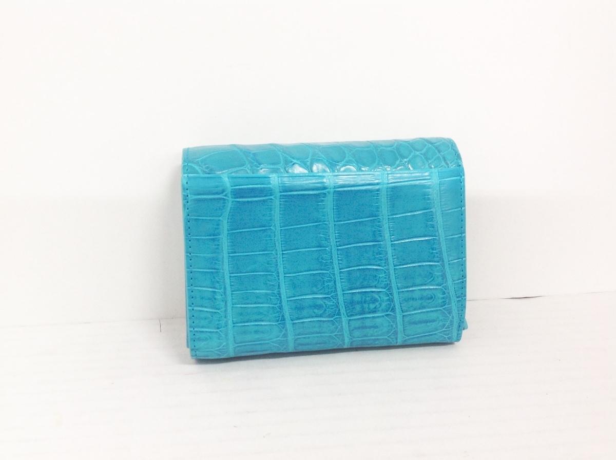 COCCO CRISTALLO(コッコクリスターロ)の3つ折り財布