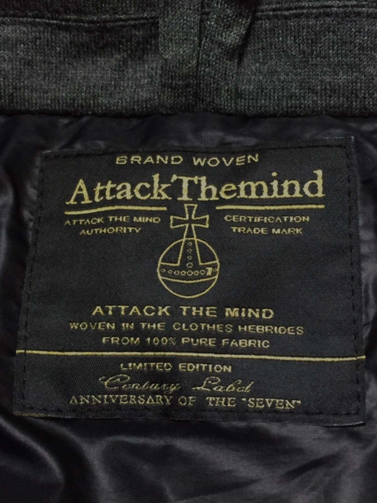 attack the mind 7(アタックザマインドセブン)のダウンジャケット