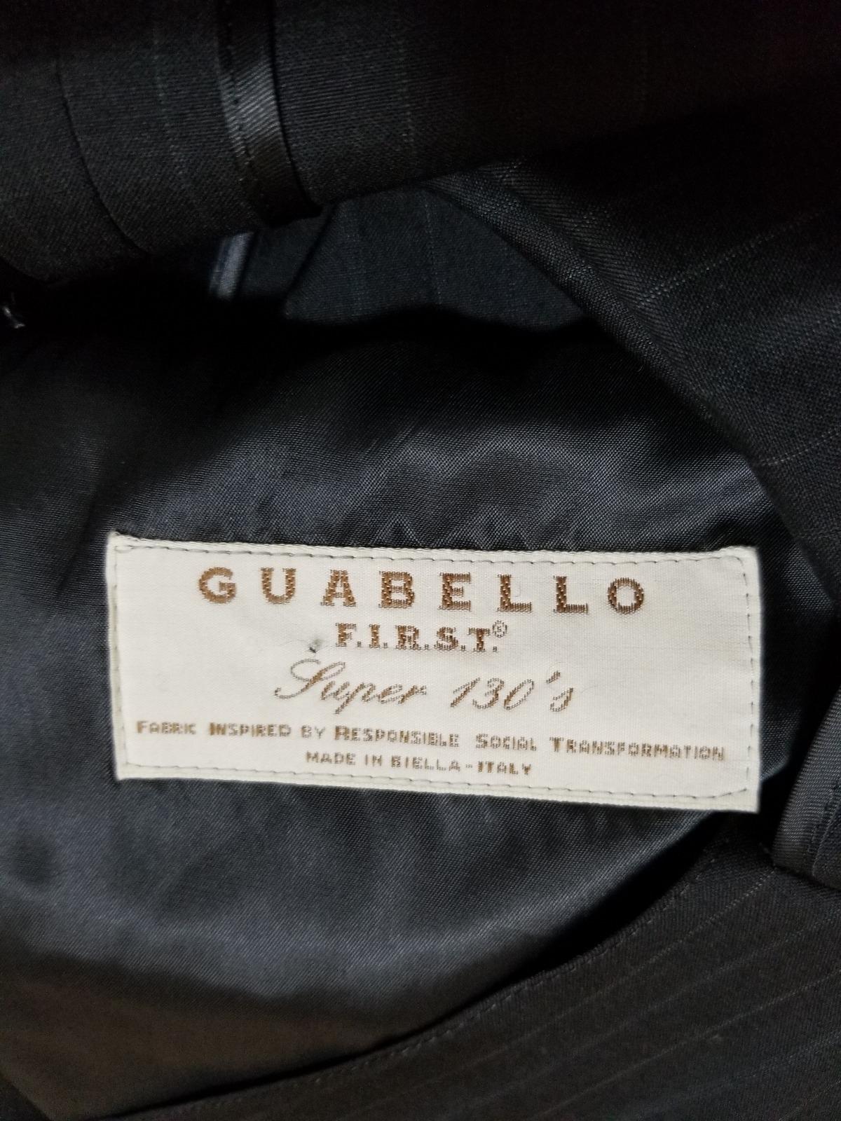 GUABELLO(グアベロ)のメンズスーツ