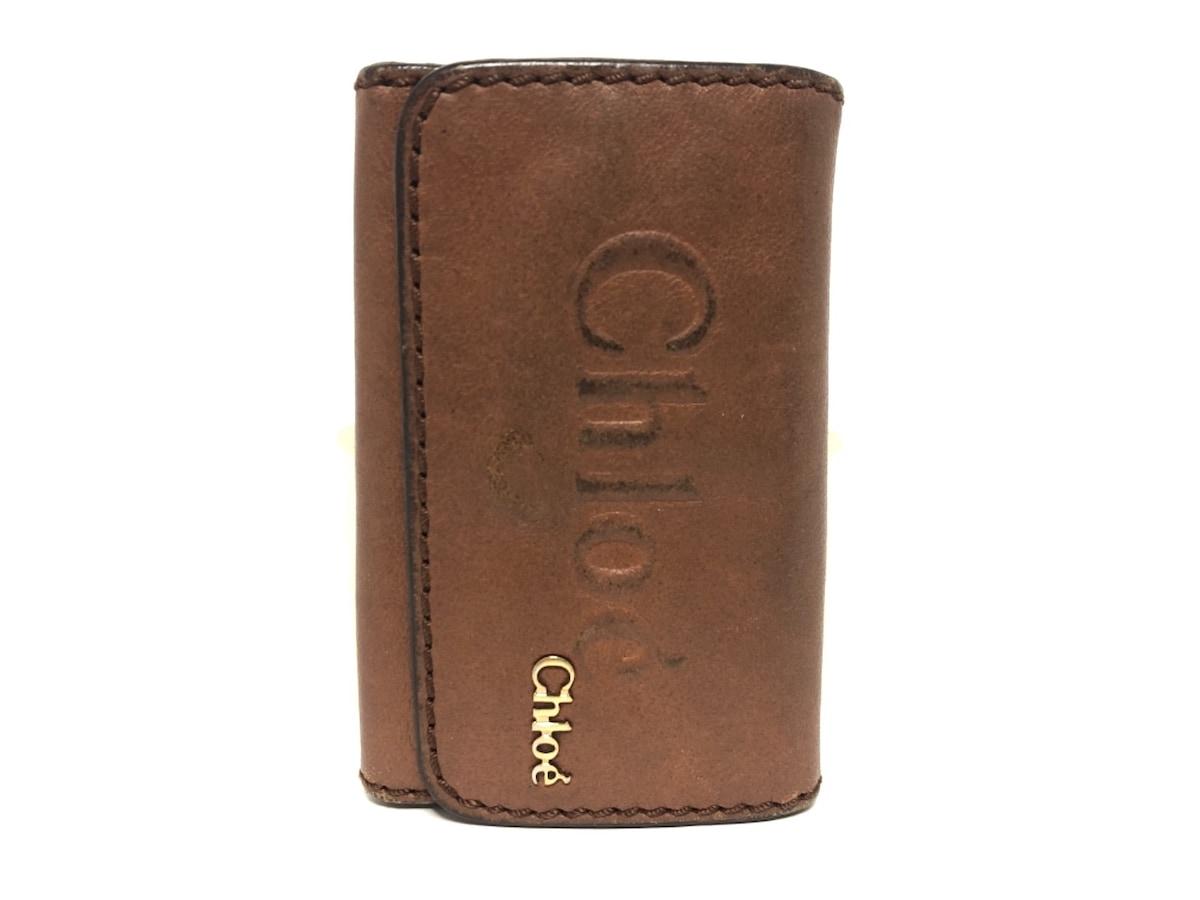 finest selection 4925c b65ea Chloe(クロエ)/エクリプス/キーケースの買取実績/29661732 の ...
