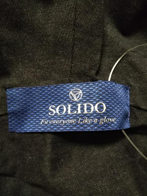 SOLIDO(ソリード)のパーカー