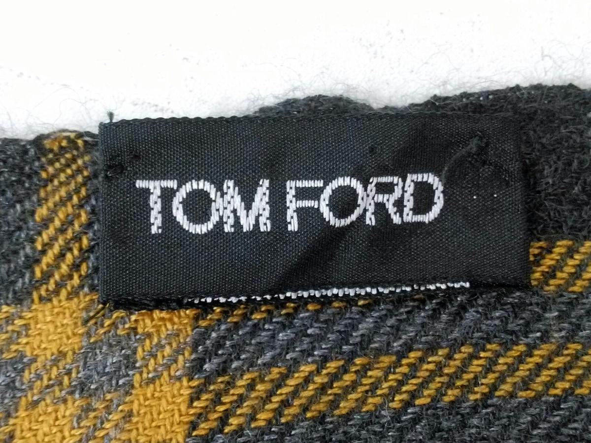 TOM FORD(トムフォード)のマフラー
