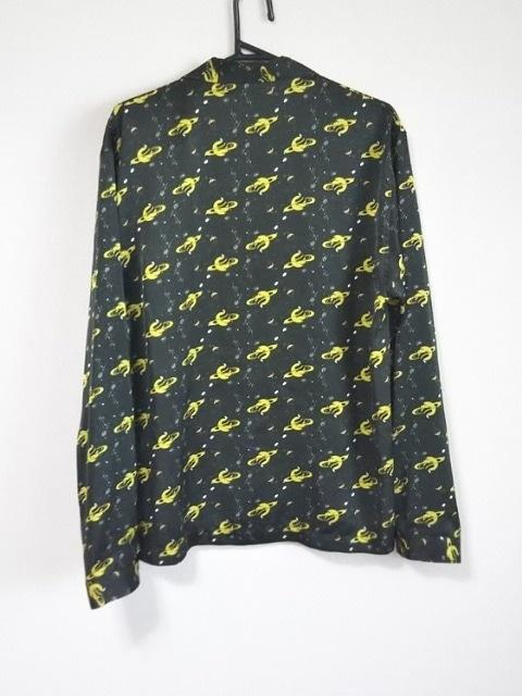 CYDERHOUSE(サイダーハウス)のコズミックシャツ