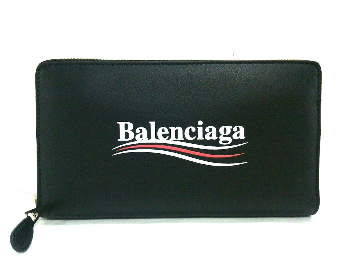 財布 バレンシアガ 長
