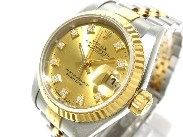 ROLEX 腕時計 デイトジャスト 69173G