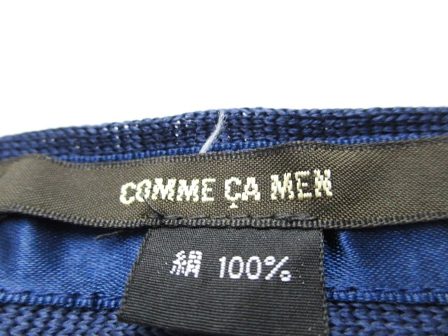 COMME CA MEN(コムサメン)のネクタイ