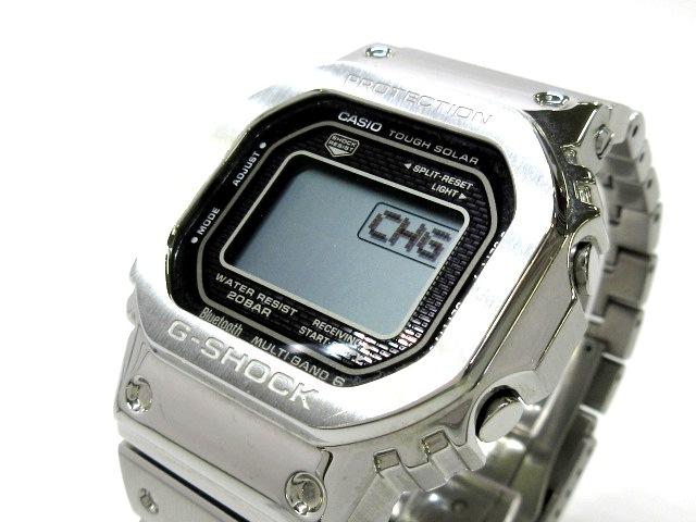 big sale 7cad1 436fb CASIO(カシオ) 腕時計 G-SHOCK GMW-B5000 メンズ 黒