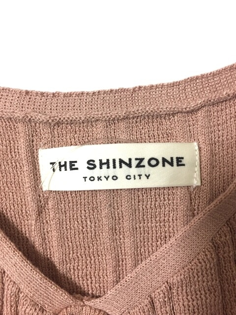 Shinzone(シンゾーン)のキャミソール