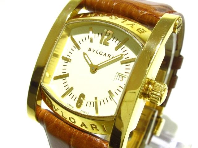 ブルガリ アショーマ 腕時計