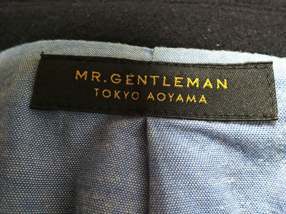MR.GENTLEMAN/MISTER GENTLEMAN(ミスタージェントルマン)のコート