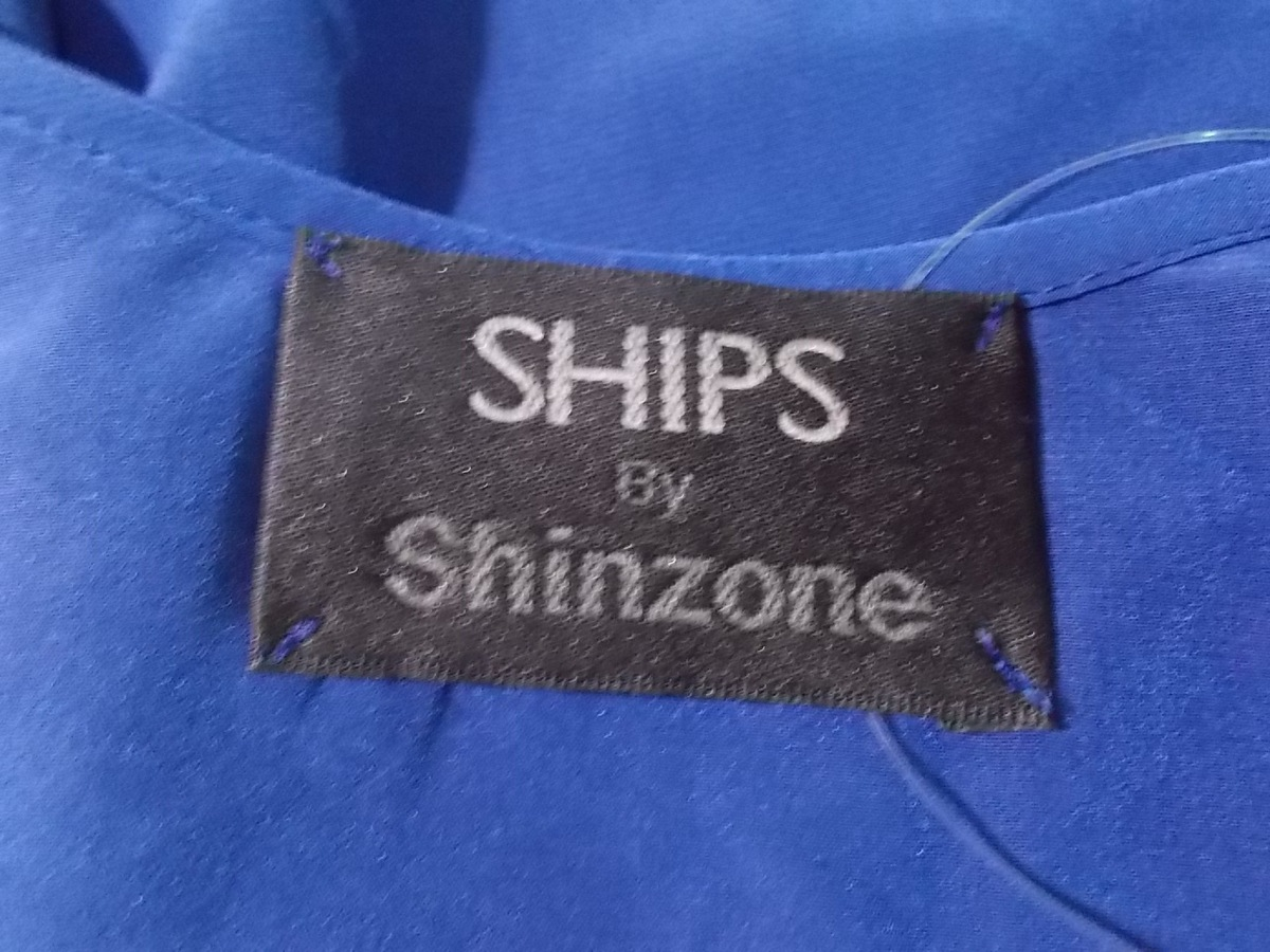 Shinzone(シンゾーン)のタンクトップ