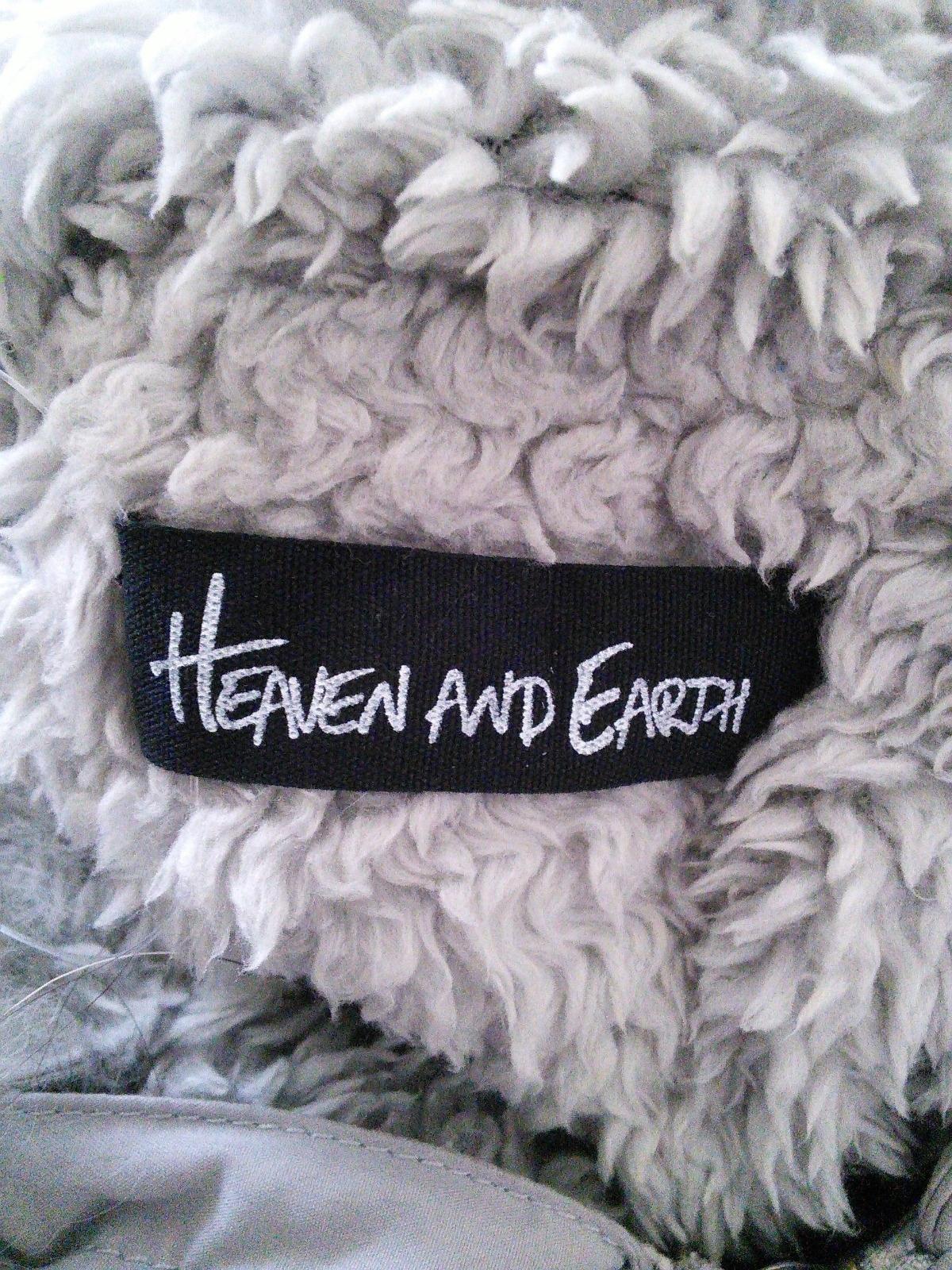 HEAVEN and Earth(ヘブンアンドアース)のブルゾン