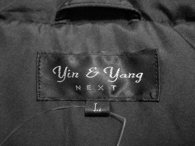 YIN&YANG(イン&ヤン)のコート