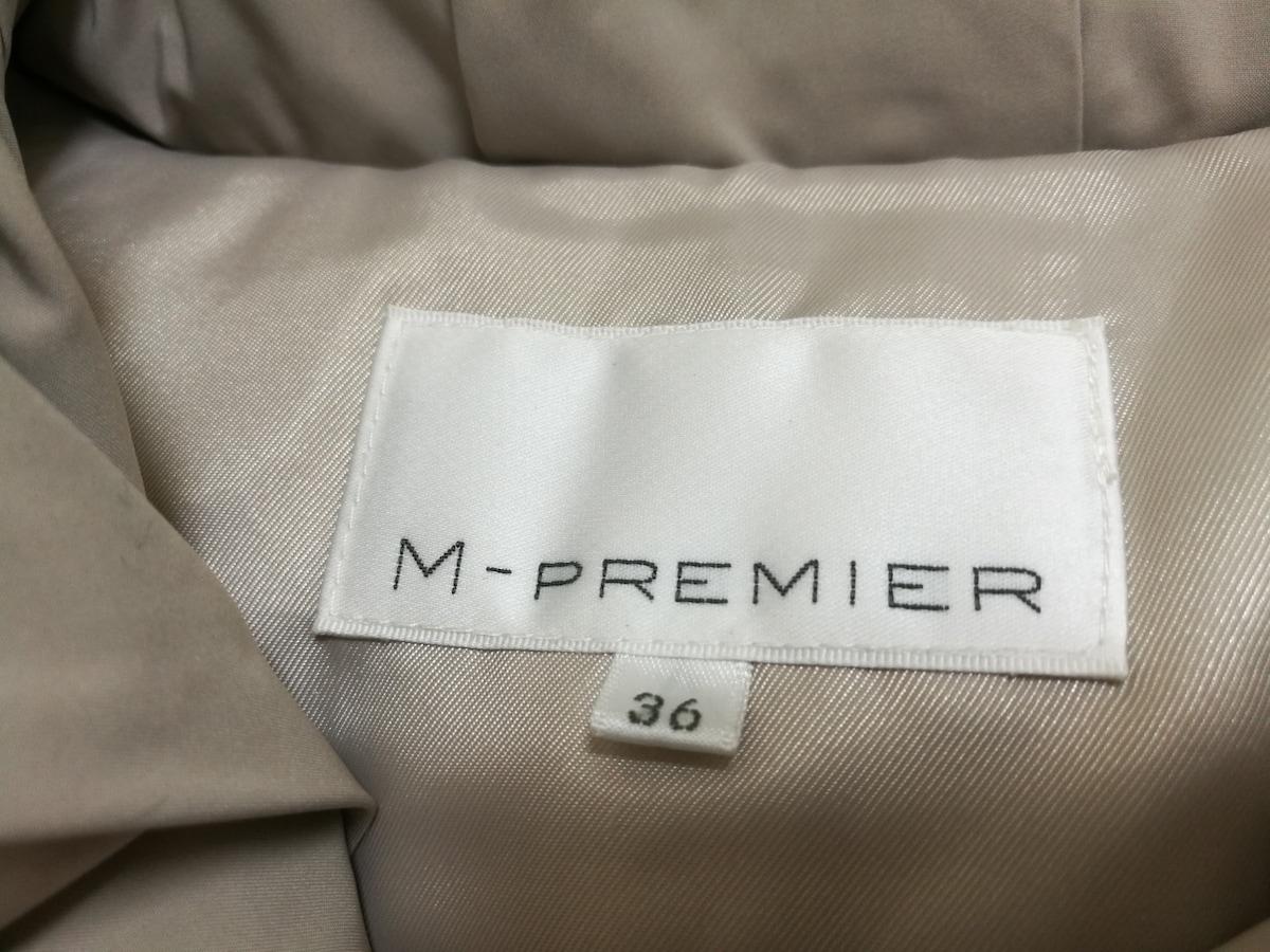 M-PREMIER(エムプルミエ)のダウンコート