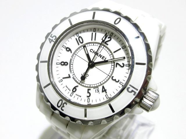 CHANEL 腕時計 J12