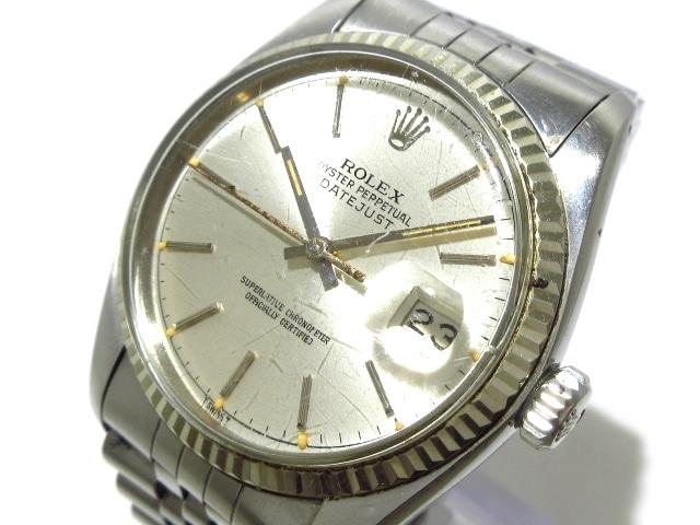 reputable site 9eddb afe82 ROLEX(ロレックス)/デイトジャスト/腕時計/型番1601の買取実績 ...