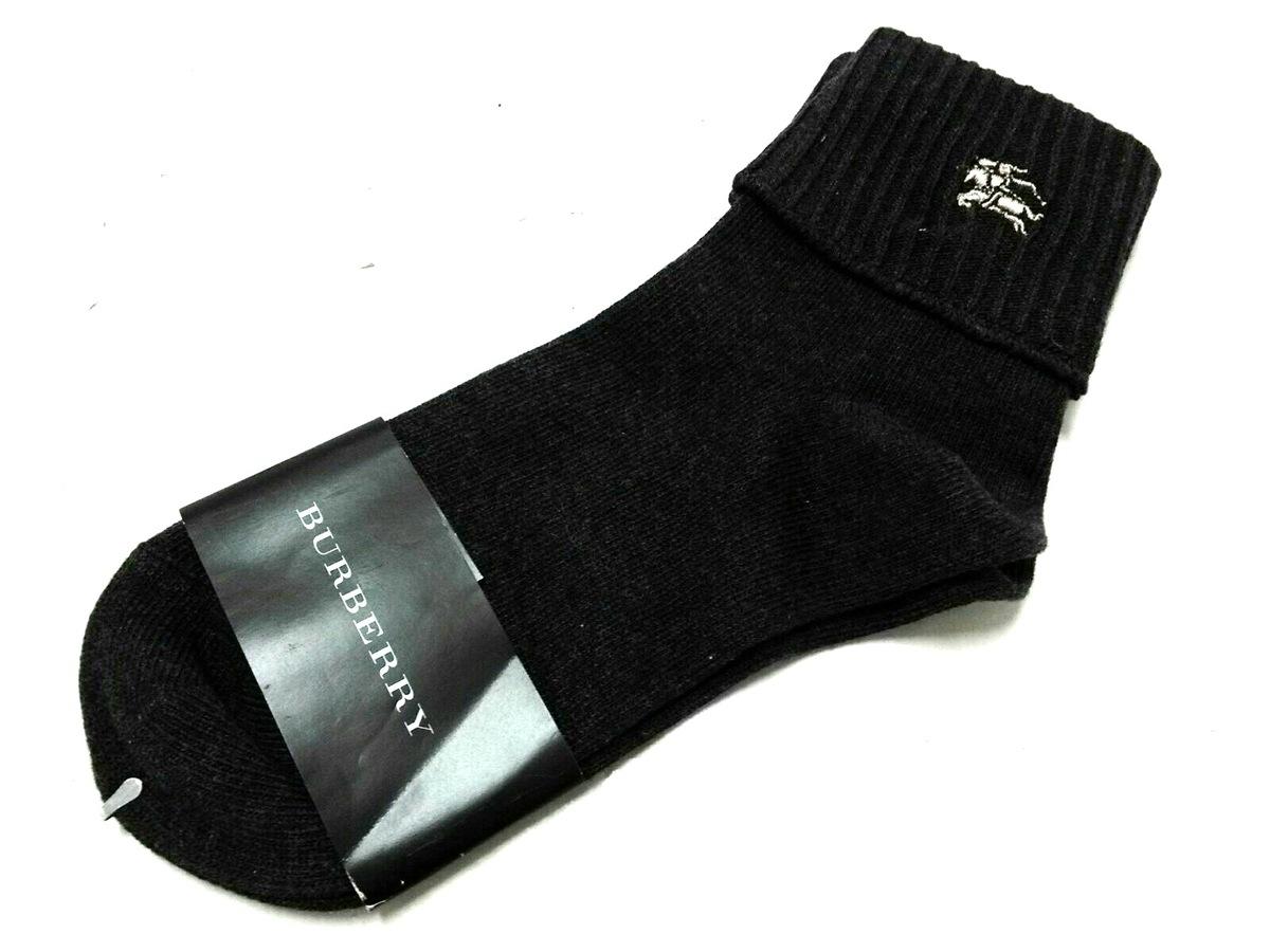靴下 バーバリー